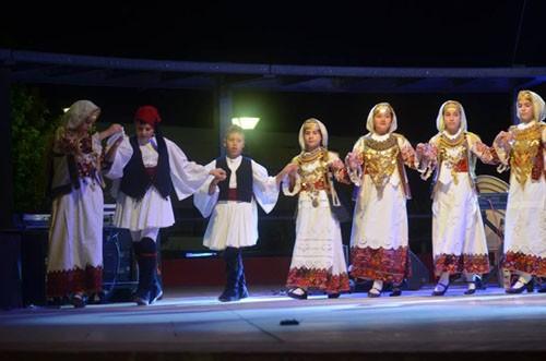 πολιτιστικές εκδηλώσεις, 2016, Άνω Λιόσια, Αγίων Κωνσταντίνου και Ελένης, πολιούχοι, δήμος Φυλής