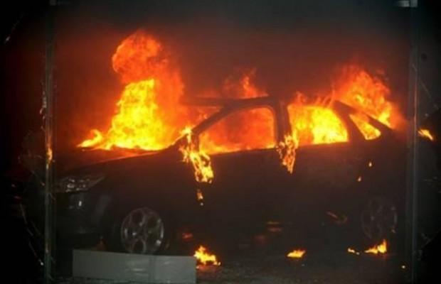 φωτιά αυτοκίνητου