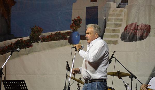 Δημητρης Μπουραιμης, πρωην δημαρχος, δημος Φυλης