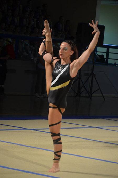 E.G.O. STARGYM CONTEST and FESTIVAL, κλειστό, γυμναστήριο, Ζωφριά