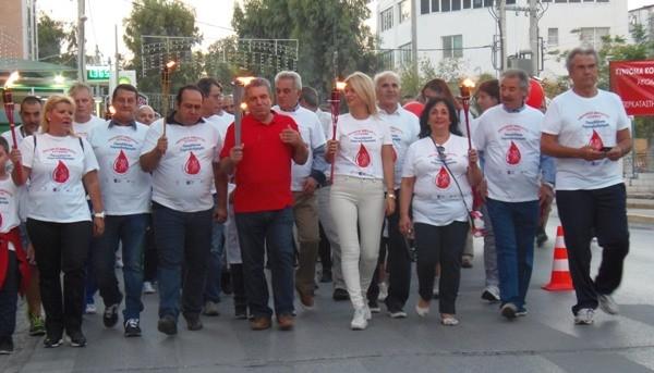 14η-Λαμπαδηδρομία_Εθελοντών_αιμοδοτών