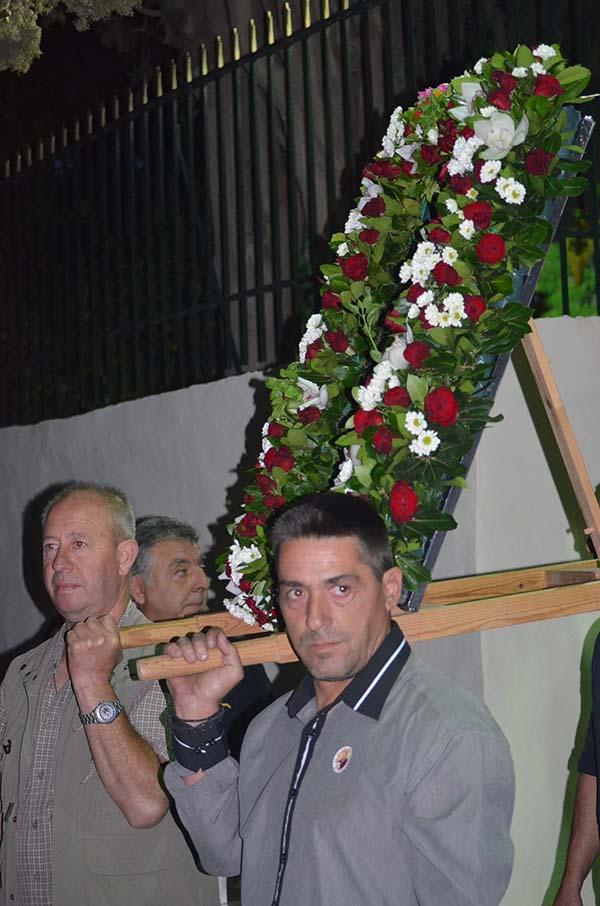 Άγιος Ιωάννης Θεολόγος, Υιός της Βροντής, ιερός, Ναός, Άνω Λιόσια, δήμος Φυλής