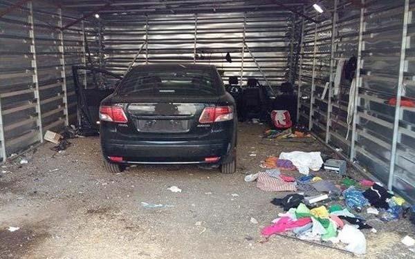 αυτοκίνητα, κλεμμένα, Ασπρόπυργος, σπείρα