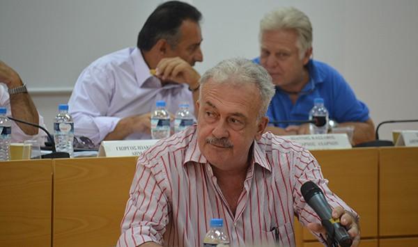 Δημήτρης Μπουραΐμης, ΠΕΔΑ
