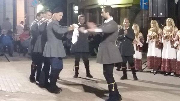 Η ΓΡΙΖΑ. αρβανίτικο πανηγύρι, Άνω Λιόσια, σύλλογος αρβανίτικου πολιτισμού