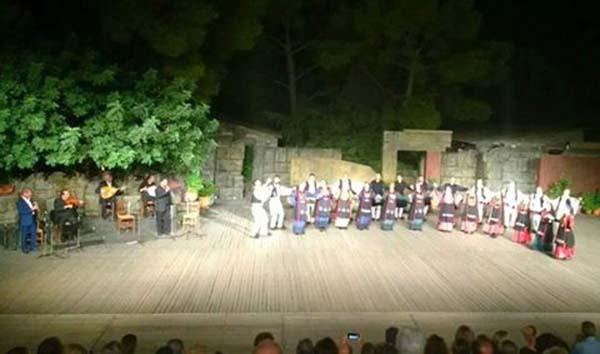 σύλλογος Ηπειρωτών Άνω Λιοσίων, ΔΟΡΑ ΣΤΡΑΤΟΥ, θέατρο ελληνικών χορών