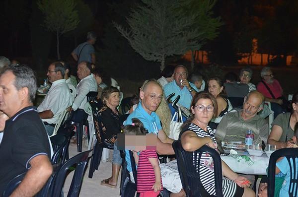 Κάτοικοι της συνοικίας του Τσουκλιδίου