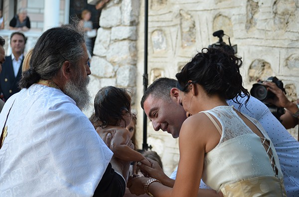 Κώστας Παπαϊωάννου, βάπτιση, Φυλή, Χασιά, αντιπρόεδρος, δημοτικού συμβουλίου Φυλής