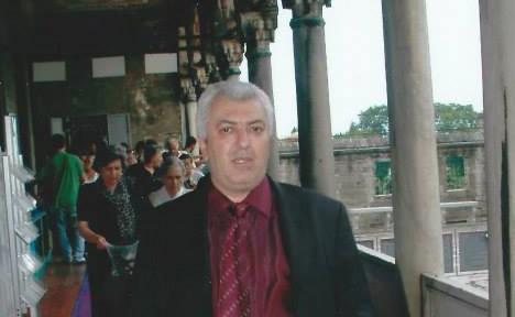 Τριαντάφυλλος Χαραλαμπίδης, πρόεδρος, ΞΕΝΙΟΣ