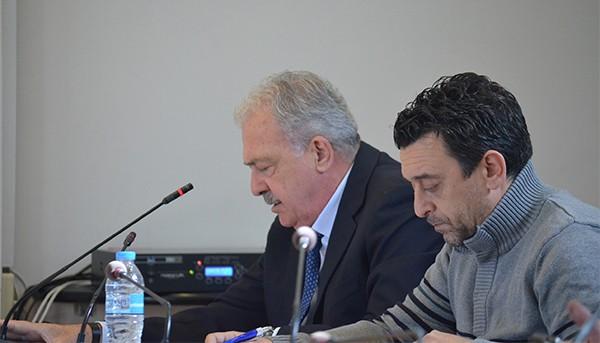 Δημήτρης Μπουραΐμης, Θεοδόσης Δρόλιας, οικονομική επιτροπή, δήμος Φυλής