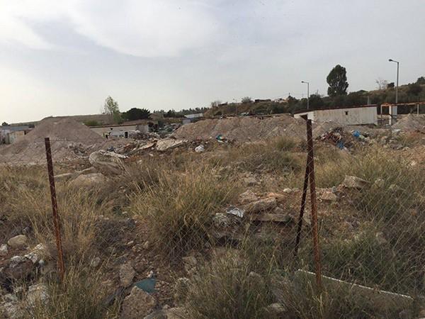 εργοτάξιο, δήμου Φυλής, χωματερή, μπάζα