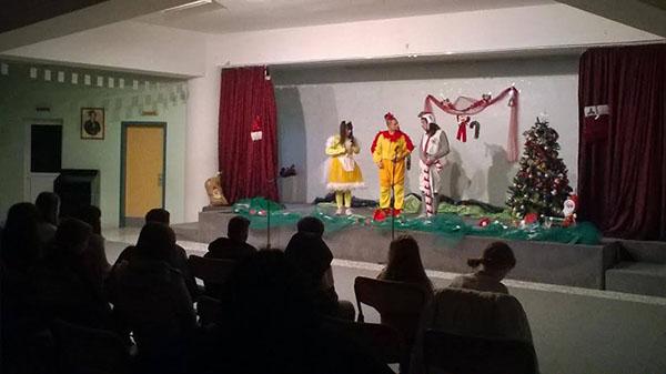 σύλλογος γονέων, 7ο δημοτικό Άνω Λιοσίων, σύλλογος γονέων 7ου δημοτικού Άνω Λιοσίων, χριστουγεννιάτικη εκδήλωση