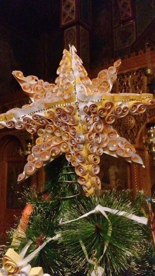 ιερός ναός Αγίου Γεωργίου Ζωφριάς, χριστουγεννιάτικη γιορτή