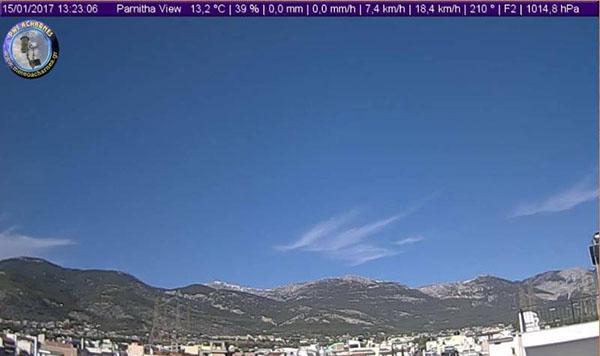 meteoacharnes.gr, Μετεωρολογικός Σταθμός Αχαρνών