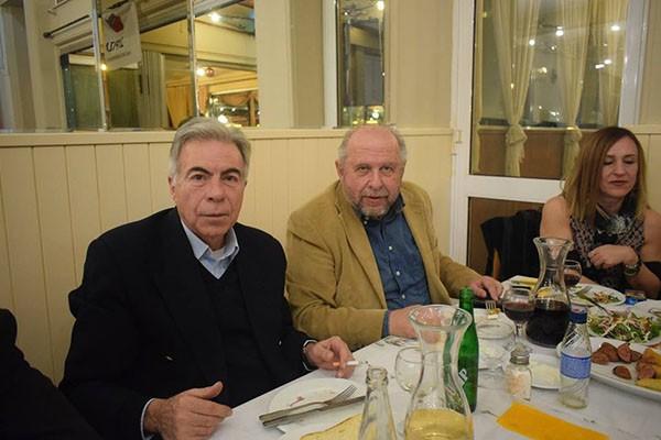 ΣΥΡΙΖΑ Άνω Λιοσίων-Φυλής, κοπή πίτας, Οργάνωση Μελών