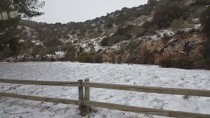 χιόνι, Φυλή, δημοτική κοινότητα, δήμος Φυλής
