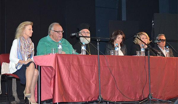 Αντώνης Ανυφαντάκης, συγγραφέας, παρουσίαση βιβλίου