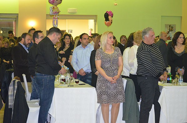 ΓΡΙΖΑ, σύλλογος αρβανίτικου πολιτισμού, Άνω Λιόσια, δήμος Φυλής