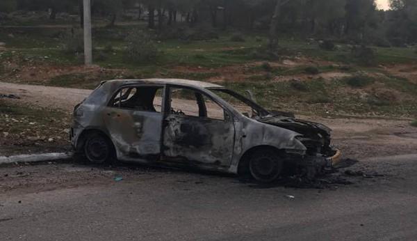 αυτοκίνητο, καμένο, Φυλή, δήμος Φυλής