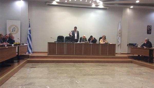 δημοτικό συμβούλιο, δήμος Φυλής