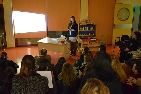 Σχολή Γονέων Προσχολικής Ηλικίας, δήμος Ιλίου, Ίλιον