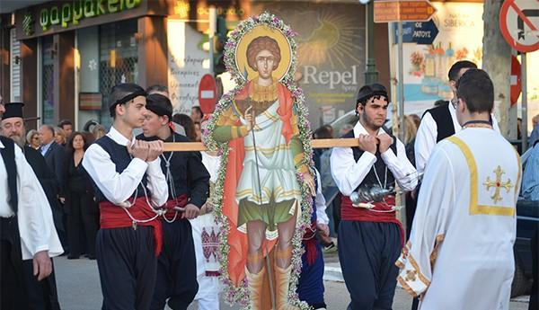 Άγιος Γεώργιος, Ζωφριά, Άνω Λιόσια