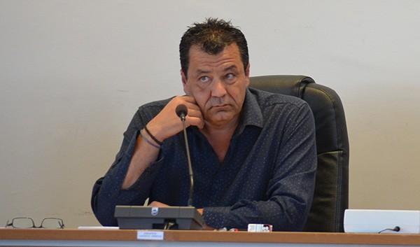 Χρήστος Παππούς, δήμαρχος Φυλής