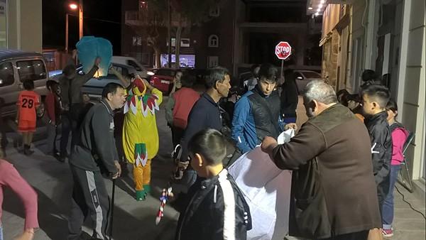 σύλλογος Τριτέκνων Φυλής, δήμος Φυλής