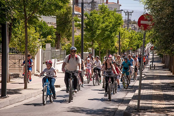 doxthi.gr|Ποδηλατικό Γύρο Ιλίου, δήμος Ιλίου