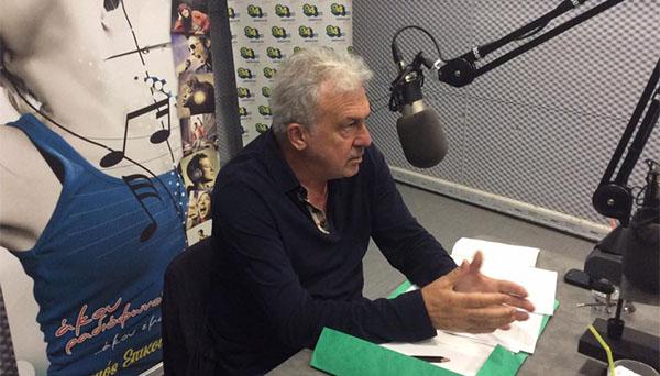 doxthi.gr|Δημήτρης Μπουραΐμης, συνέντευξη, ΕΠΙΚΟΙΝΩΝΙΑ FM