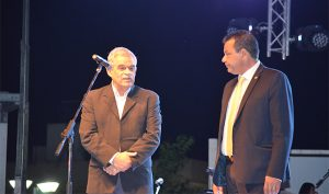 doxthi.gr|Νίκος Τόσκας, επίσκεψη, δήμος Φυλής, Άνω Λιόσια, πολιστικές εκδηλώσεις