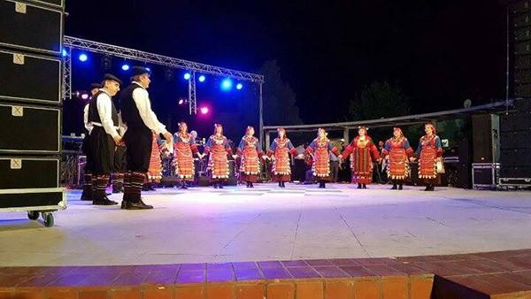 πολιτιστικές εκδηλώσεις, Άνω Λιόσια, σύλλογος Μακεδόνων-Θρακών