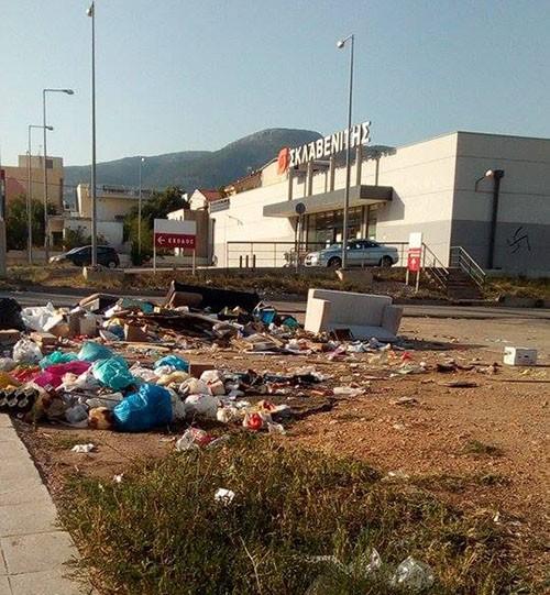 ΠΟΕ-ΟΤΑ, απεργία, αποκομιδή απορριμμάτων, δήμος Φυλής