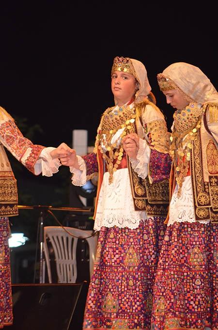 εκδήλωση, ΦΥΛΑΣΙΑ, ΓΡΙΖΑ, χορευτικό δημοτικής ενότητας Φυλής