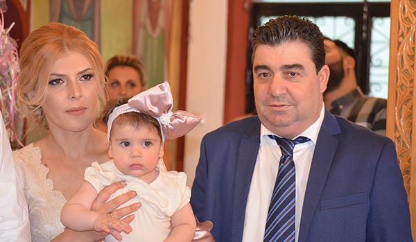 Γιώργος Ραφτέλης, πρώην αντιδήμαρχος, Ζεφύρι