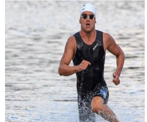 Σπύρος Χρυσικόπουλος, ΚΕΔΕ, αθλητής ανοιχτής θαλάσσης και τριάθλου