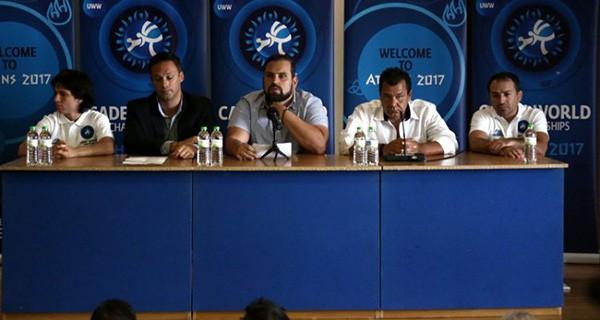 doxhti.gr|παγκόσμιο πρωτάθλημα Πάλης Παίδων-Κορασίδων, Ολυμπιακό Στάδιο Πάλης