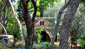 πάρκο Τρίτση, ναός, Αποστόλου Παύλου