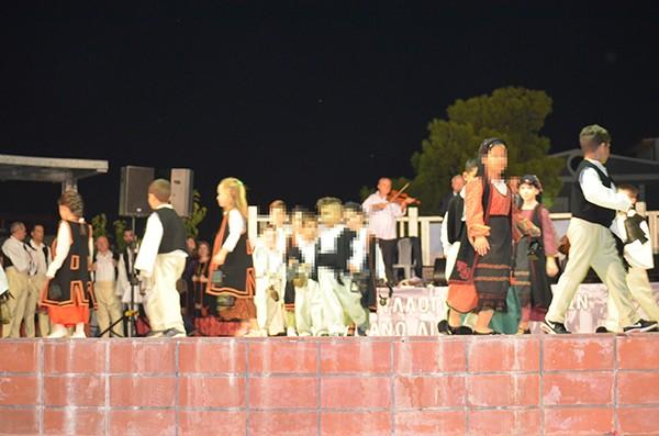 σύλλογος Ηπειρωτών Άνω Λιοσίων, Ηπειρώτικη βραδιά, Άνω Λιόσια, δήμος Φυλής