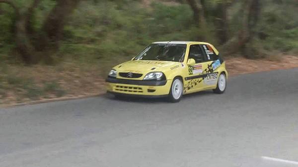 4ο Athens rally sprint-Άγιος Μερκούριος