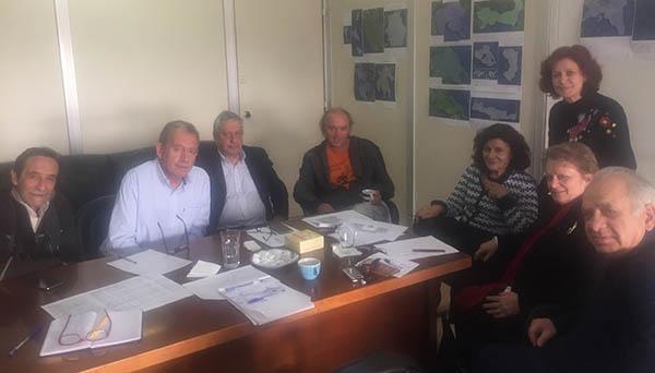 Παρεμβάσεις για την κοινωνική ένταξη των Ρομά σε Αυλίζα Αχαρνών και Ζεφυρίου, σύσκεψη, ειδική γραμματέα, Ρομά, κοινωνική ένταξη