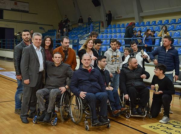 Αθλητές και συλλόγους της πόλης που διακρίθηκαν σε πανελλήνια πρωταθλήματα βράβευσε ο δήμος Ιλίου