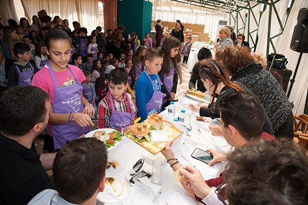 5η Γιορτή Παιδικής Μαγειρικής δήμου Ιλίου