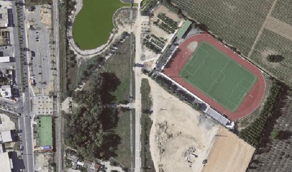 πάρκο Τρίτση, δήμος Αγίων Αναργύρων-Καματερού