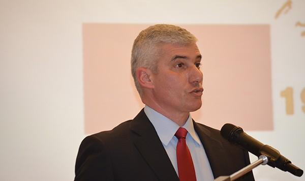 Γιώργος Πραχαλιάς, σύλλογος Αρκάδων Φυλής, πρόεδρος