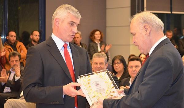 σύλλογος Αρκάδων Φυλής, Νίκος Παπαδήμας, πρώην δήμαρχος Άνω Λιοσίων