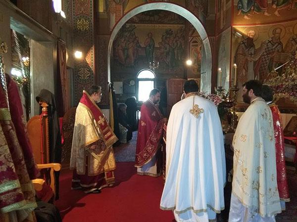 Ιερό Ναό Αγίου Γεωργίου Καματερού