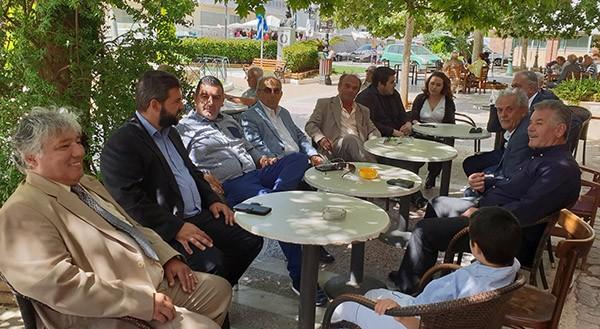 Δημήτρη Μπουραΐμη, πολιτιστικές εκδηλώσεις, πολιούχοι, Άγιος Κωνσταντίνος και Ελένη, Άνω Λιόσια