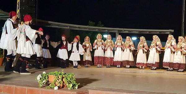 ΓΡΙΖΑ, ΦΥΛΑΣΙΑ, πολιτιστικές εκδηλώσεις, Άνω Λιόσια