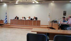 δημοτικό συμβούλιο Φυλής